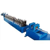 Buy cheap 380V 50HZ 3 Phase Stud Roll Forming Equipment 13 Station Forming With Embossing from wholesalers