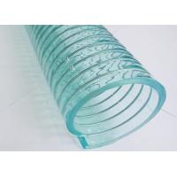 Buy cheap Clear Flex Plastic PVC Steel Wire Hose 1 / 4 inch - 10 Inch For Suction / Discharge from wholesalers