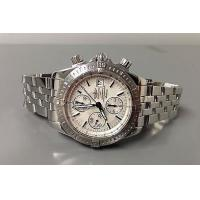China BREITLING CHRONOMAT EVOLUTION A13356 Stainless Steel Automatic Chronograph 44mm on sale