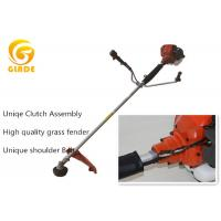 Buy cheap 2 Stroke Single Cylinder Petrol Grass Trimmer Brush Cutter Machine and Accessories from wholesalers