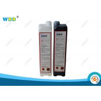 Black MEK Date Coding Ink High Adhesion PE Material For Inkjet Printer