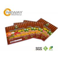 Buy cheap Printing Glossy Laminated Packaging Custom Product Labels For Chicken Spice Seasoning from wholesalers