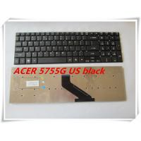 Buy cheap Us Laptop Keyboard for Acer 5755g 5755 5830t Black Us Laptop Internal Keyboard from wholesalers