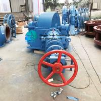 China High head Turgo water electric Turbine Price With Hydro Turbine Speed Governor reduce the cost on sale