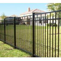 Buy cheap Mechanical Aluminum Fence from wholesalers