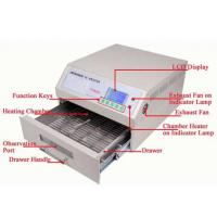 Buy cheap T962A Benchtop Reflow Oven 300*320mm 1500w IC Heater Infrared BGA Rework Station For SMD SMT from wholesalers