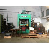 Buy cheap Straight Sided 100T Double Action Hydraulic Drawing Press Machine With Touch Screen from wholesalers