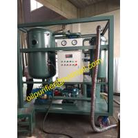 Buy cheap Online Steam Turbine Oil Recycling and Purification Plant by Coalescing Dehydration vacuum cleaning plant from wholesalers