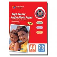 Buy cheap 210g Inkjet High Glossy Photo from wholesalers
