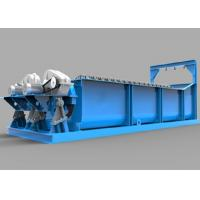 Buy cheap 12500MM Flume Length Sand Screw Wash Plant Fine Material Washer from wholesalers