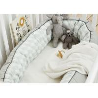 Buy cheap 100% Cotton Cuddle Nest Baby Crib Bedding Sets Comfortable Color Customized from wholesalers