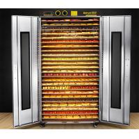 Buy cheap Digital Control Food Drying Machine Stainless Steel Trays Food And Fruit Dehydrator from wholesalers