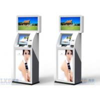 Buy cheap Modern Automatic Queue System , 42inch / 32inch Adversting LCD Kiosk from wholesalers