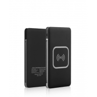 Buy cheap Fireproof QI 5W 10000mAH Wireless Mobile Phone Charger from wholesalers