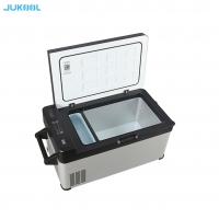 Quality Medicine Cooling/Freezing R134a 38L Car Mounted Refrigerator For Outdoor for sale