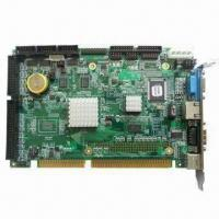 Buy cheap Mother Board with ISA BUS Vortex86DX Half-sized CPU, Supports LCD/CRT from wholesalers