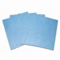 Buy cheap Antibacterial-type Wave Spunlace 4ct, Suitable for Home, Office, Hotel and Other Places product