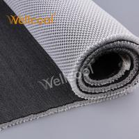 Buy cheap OEM one close one hexagon 10mm thickness flame retardant 3d polyester padded air spacer mesh fabric for car seat cushion from wholesalers
