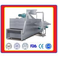Buy cheap Viscose Staple Fiber Conveyor Belt Dryer Steam Heating Low Temperature from wholesalers