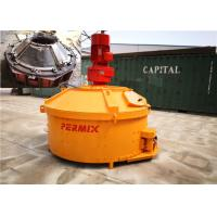 Buy cheap Plastic Dry Concrete Counter Current Mixer 180kgs Input Weight Low Noise Rotation from wholesalers
