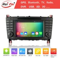 Buy cheap Best Selling Hui Fei Android 4.4 For Mercedes Benz C-class W203 Car Dvd Player GPS Radio from wholesalers