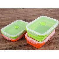 Buy cheap Airtight Freezer Microwave Safe Storage ContainersWaterproof Keep Food Healthy from wholesalers