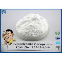 Buy cheap Reliable Raw Powder Steroids Testosterone Isocaproate CAS 15262 86 9 from wholesalers