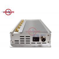 30 - 50M Jamming Range Mobile Phone Signal Jammer 2G 3G 4G 3W / Band Signal Jammer