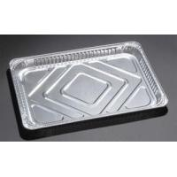 Buy cheap Full Size Table Steam Pan Aluminium Foil Container For Baking 130ml - 1500ml Capacity from wholesalers
