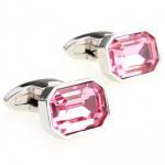 Buy cheap Crystal Cufflinks, Gold Cufflinks, Tiger Stone Cufflinks from wholesalers