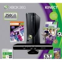 Buy cheap Xbox 360 250GB with Kinect Holiday Value Bundle from wholesalers