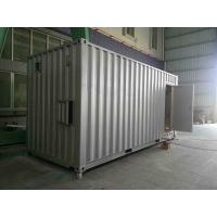 Buy cheap Fiberglass Composite Panel Portable Toilet Container / Portable Shipping Container from wholesalers