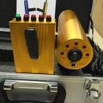 Buy cheap AKS Best Hand Held Long Range Underground Gold Detector from wholesalers