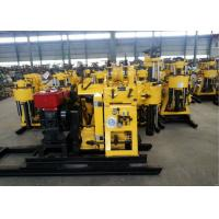Buy cheap 200 Meter Deep Water Well Drilling Rig XY-200 Easy Operate For Transportation / Bridge from wholesalers
