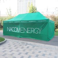 Buy cheap Promotion Pop Up Trade Show Tents 40 Mm Hexagon Profile Nylon Connector product