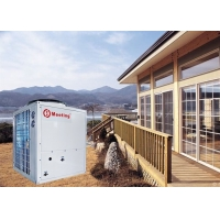 Buy cheap Solar Heat Pump Air Source With Domestic Hot Water / Central Heating / Air Conditioning Cooler from wholesalers