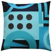 Buy cheap 16 Inch Polyester / Cotton Home Decor Pillows Sublimation Printing from Wholesalers