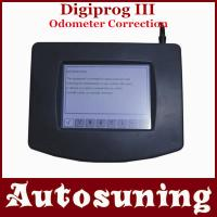 Buy cheap Digiprog III Digiprog 3 Odometer Programmer with Full Software from wholesalers