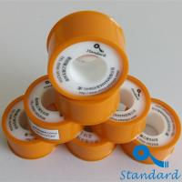 Buy cheap Xiamen 12mm*0.075mm ptfe Thread Seal Tape/Plumbers Teflon Tape/Waterproof ptfe Tape from wholesalers
