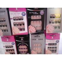 Buy cheap French Artificial Nail Art Tips from wholesalers