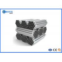 Buy cheap ERW Hot Dip Galvanized Tube ASTM A671 Gr.CC65 ISO9001 Certificate Plain Plain End from wholesalers