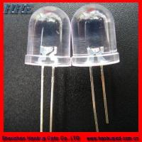 Buy cheap 8mm Round DIP LED Diode With Super Brightness Reliable product