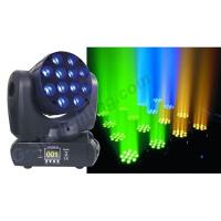 Buy cheap 12X12W led beam moving head light/ Stage lighting/effect lights from wholesalers