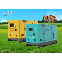 Buy cheap 1500rpm / 1800rpm Diesel Power Generator Soundproof Enclosure from wholesalers