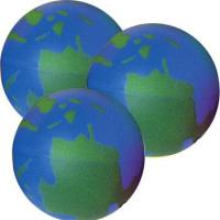 Buy cheap PU Earth Ball from wholesalers