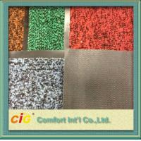 Buy cheap Multicolor Decorative Flame Retardant Carpet Fabric For Hotel / Home product
