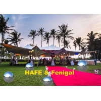 Buy cheap Christmas Decoration Inflatable Mirror Balloon 1.5m 2m Diameter from wholesalers