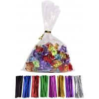 Buy cheap CB2096 Small Gift Pouch Candy Lollipop Opp Plastic Sweetie Party Bags from wholesalers