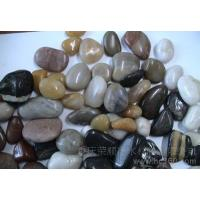 Buy cheap Natural Polished Pebble Stone (Hot Sale) from wholesalers