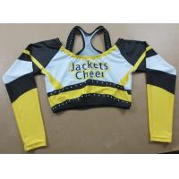 Buy cheap Anti - Shrink Cheerleading Sportswear , Cheerleading Custom Uniforms from wholesalers